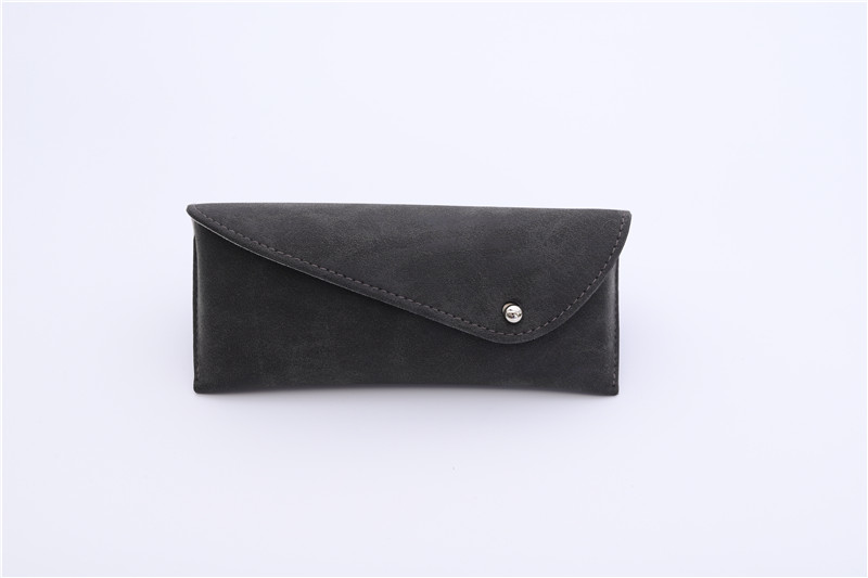 high quality leather Glasses Case
