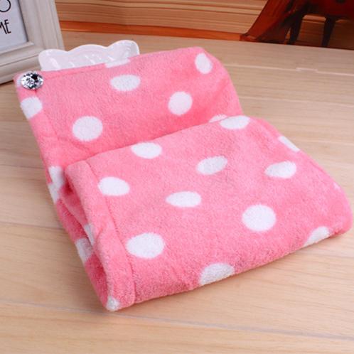 polka dot Microfiber towel