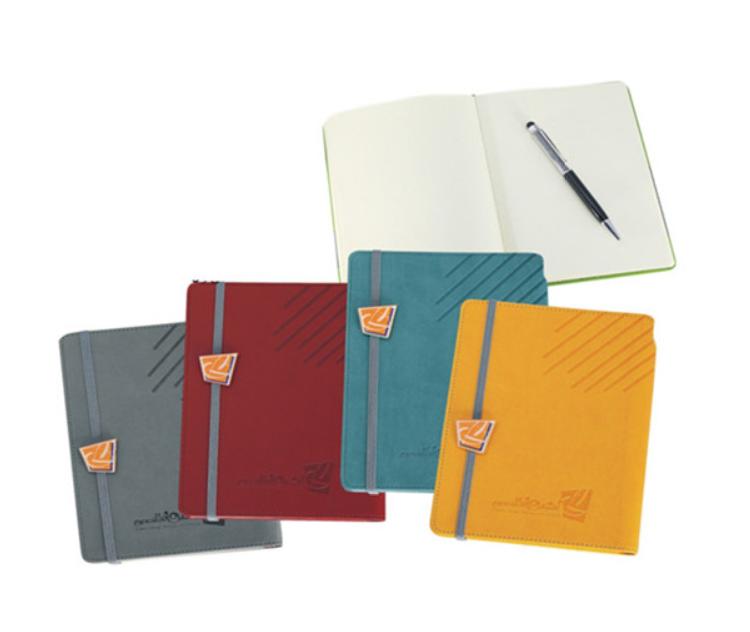 Simple PU notebook