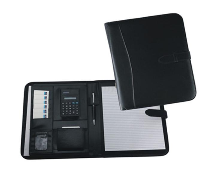calculator PU notebook