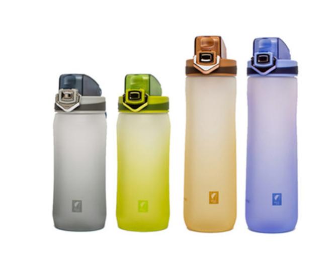 Custom plastic Water Bottle