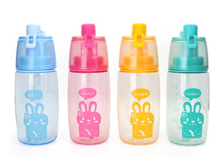 300ml plastic water bottle