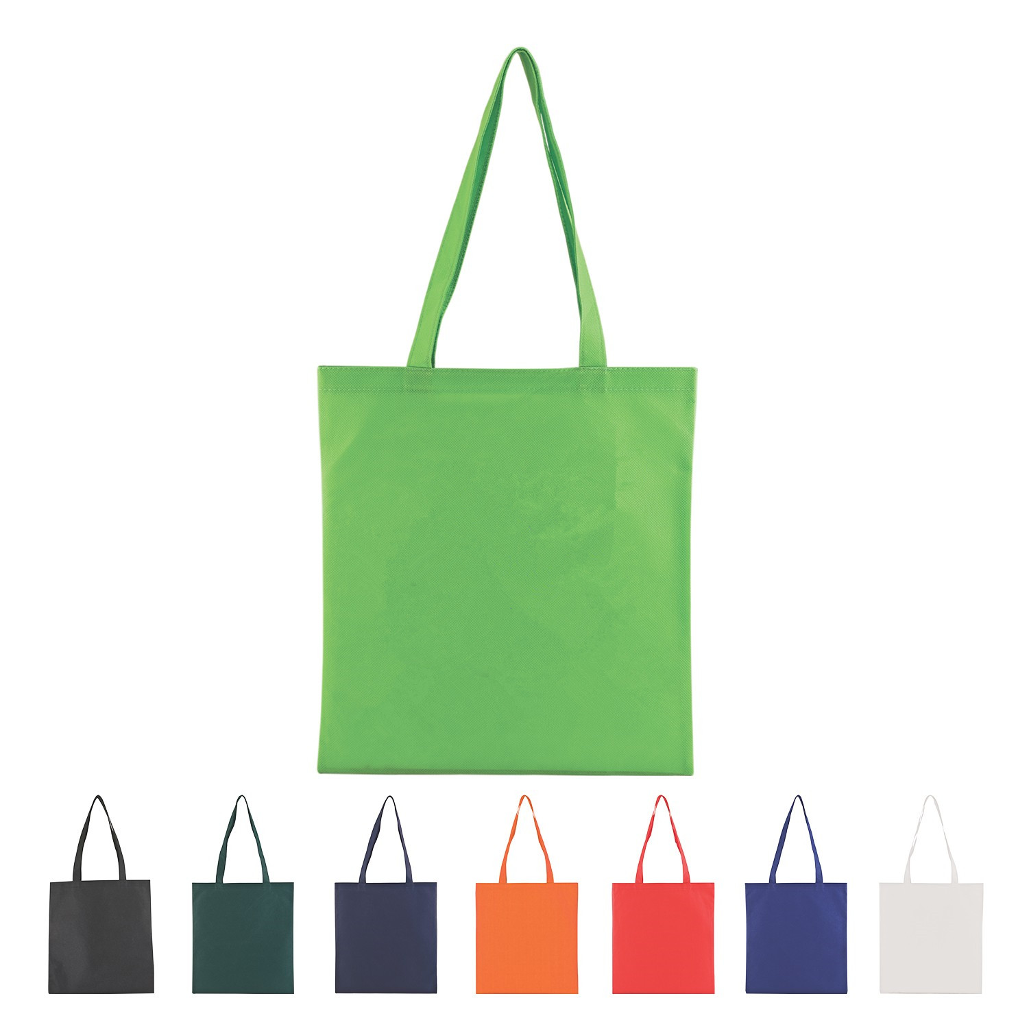 Multiple color non woven shopping bag